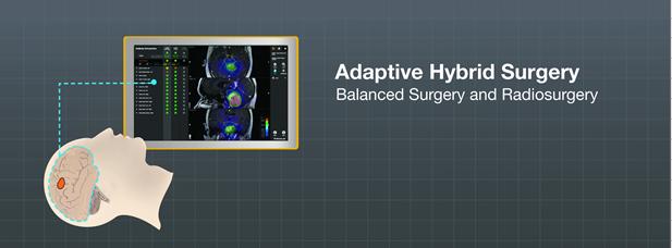 Adaptive Hybrid Surgery Balanced Surgery and Radiosurgery