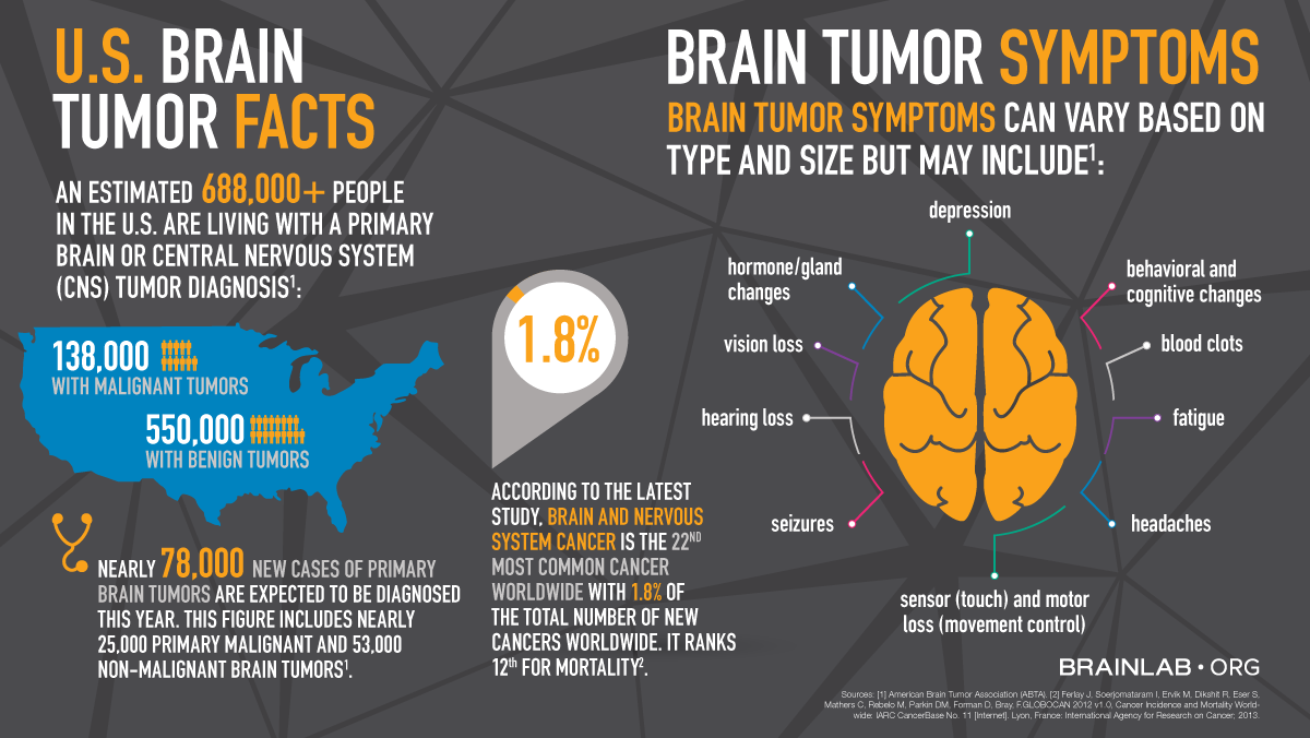 Brain Tumor Facts For Btam Brainlab Org