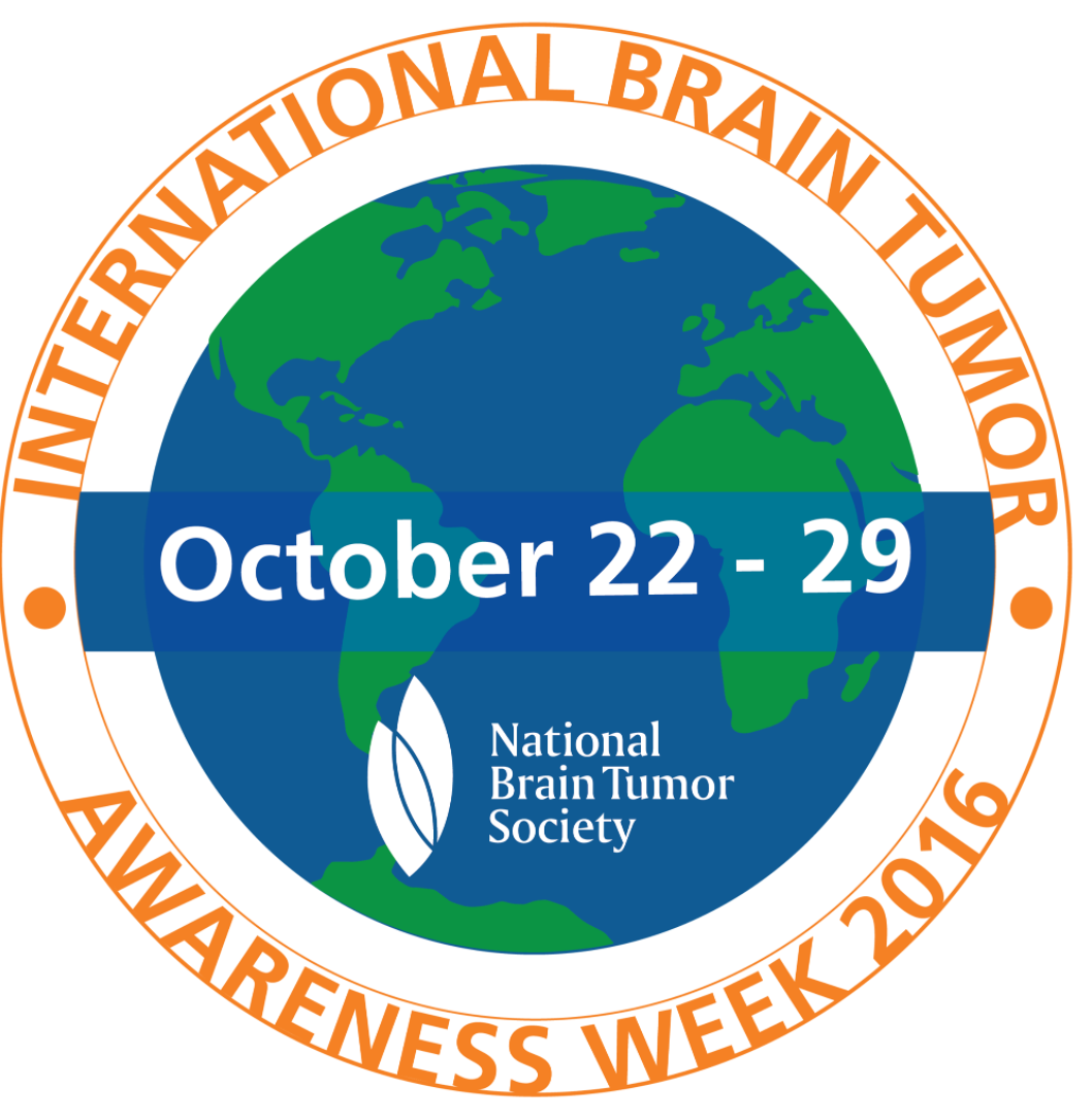 International Brain Tumor Awareness Week 2016